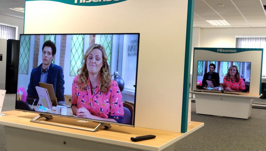 VIDEO: Hisense OLED and LED TV line-up for 2019 | AVForums