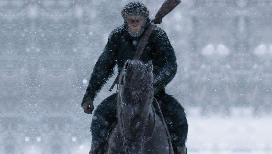 War for the Planet of the Apes Ultra HD Blu-ray Review