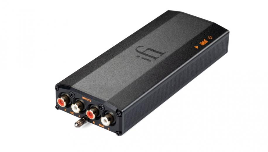 iFi launches iPhono3 Black Label phono stage