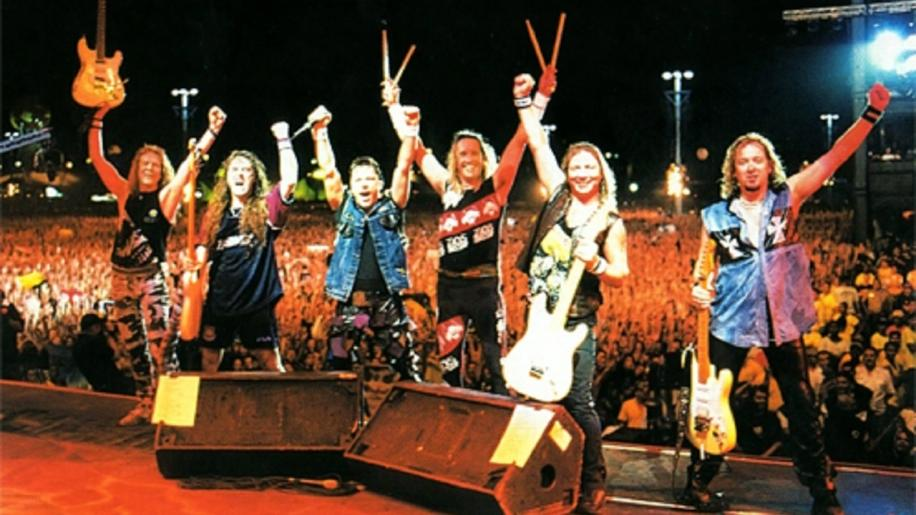 Iron Maiden: Rock in Rio Movie Review