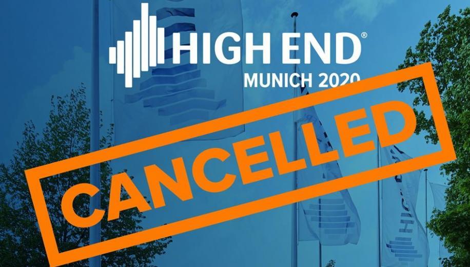 High End Munich 2020 Hi-Fi Show cancelled