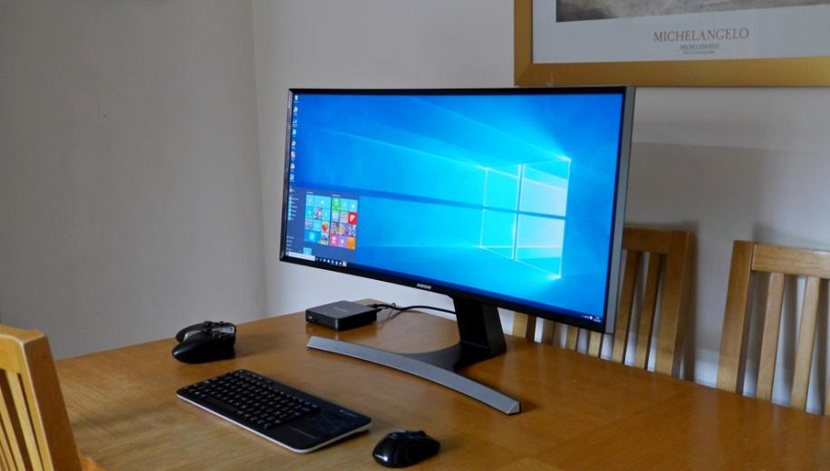 Samsung S34E790C Curved Monitor Review