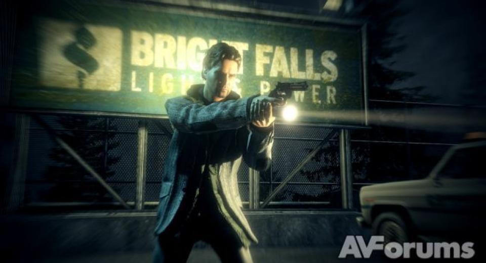 Alan Wake Xbox 360 Review