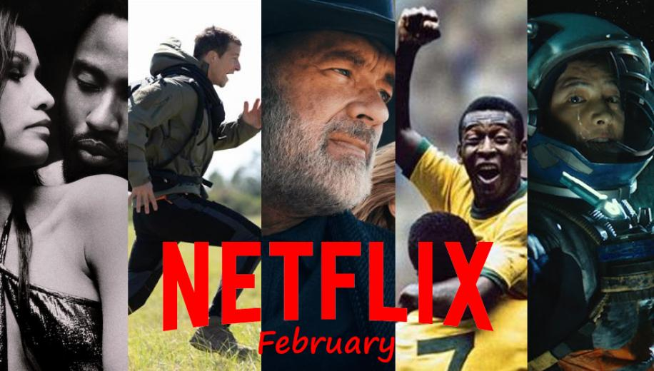What's new on Netflix UK for February 2021