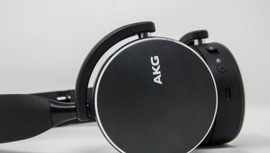 AKG Y500 Noise Cancelling Headphone Review