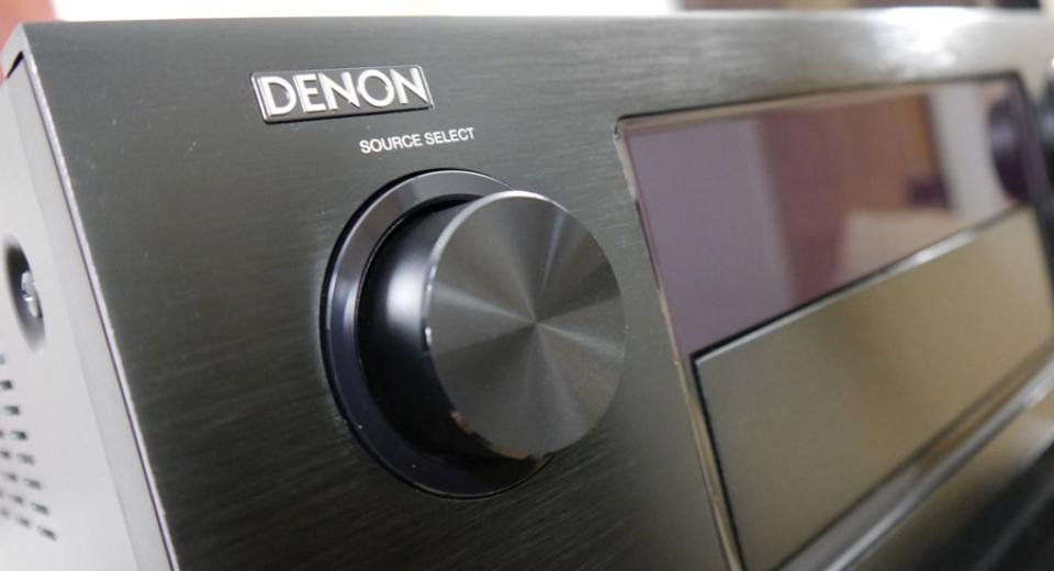 Denon AVR-X4000 AV Receiver Review