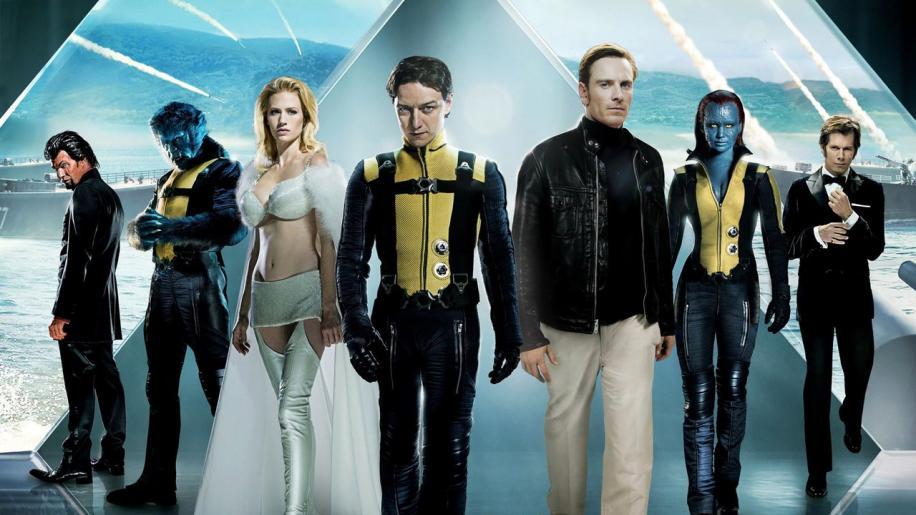 X-Men: First Class Review