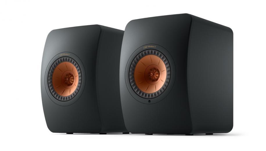 KEF announces LS50 Wireless II speakers