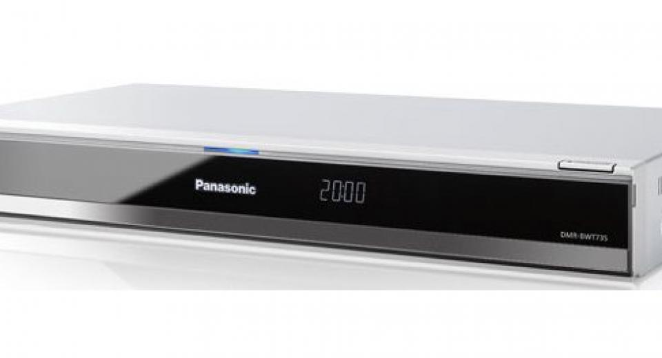 Panasonic DMR-BWT735EB 3D Blu-ray Freeview HD Recorder Review