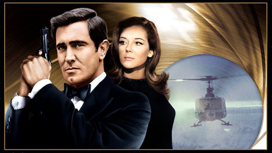 On Her Majesty's Secret Service Movie Review