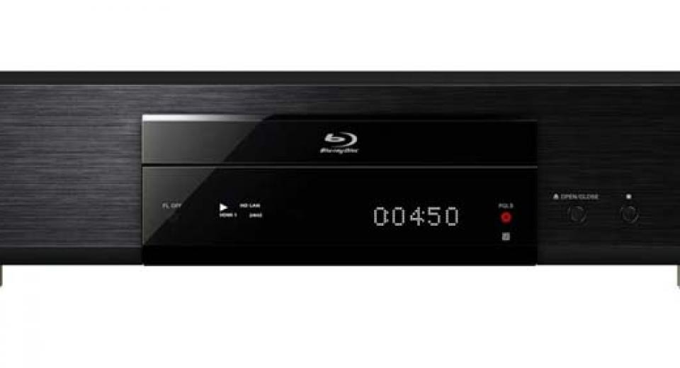 Pioneer BDP-450 Universal 3D Blu-ray Player Review