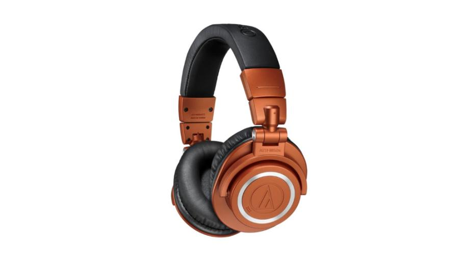 Audio-Technica launches Limited Edition ATH-M50xBT2MO wireless headphone