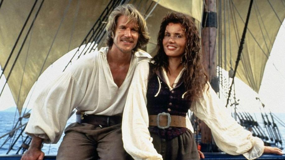 Cutthroat Island: The DTS Edition DVD Review