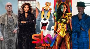 What's new on Sky and NOW UK for August 2021