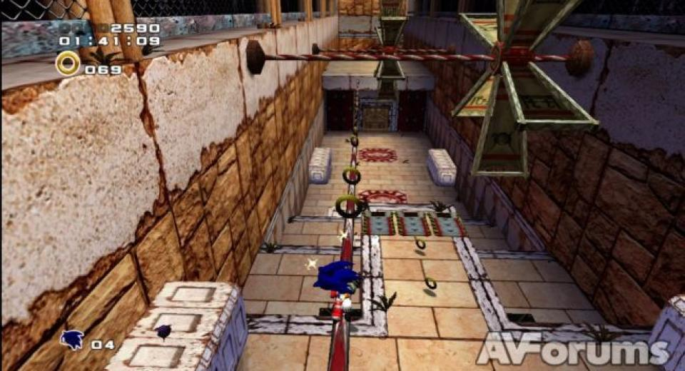 Sonic Adventure 2 PS3 Review