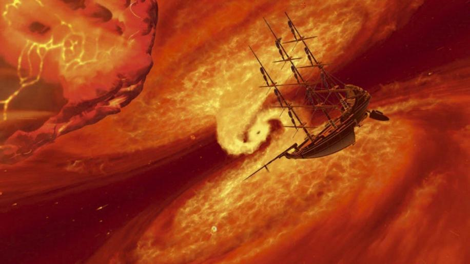 Treasure Planet DVD Review
