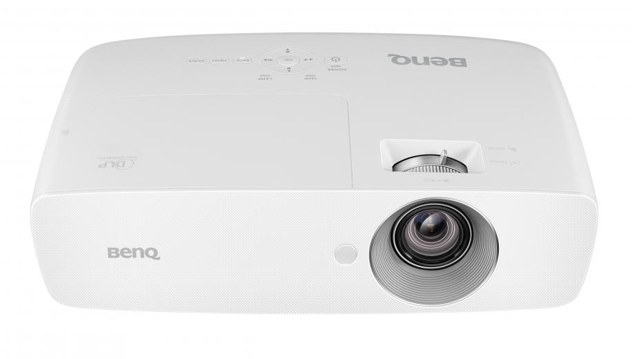 BenQ W1090 DLP Projector Review