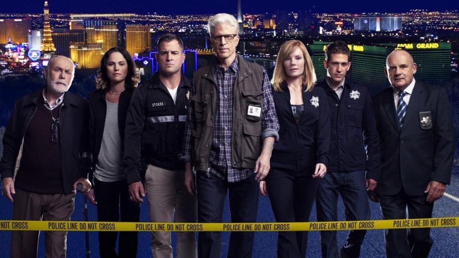 C.S.I.: Crime Scene Investigation DVD Review