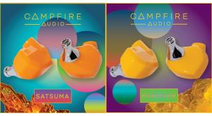 Campfire Audio launches new Satsuma and Honeydew earphones