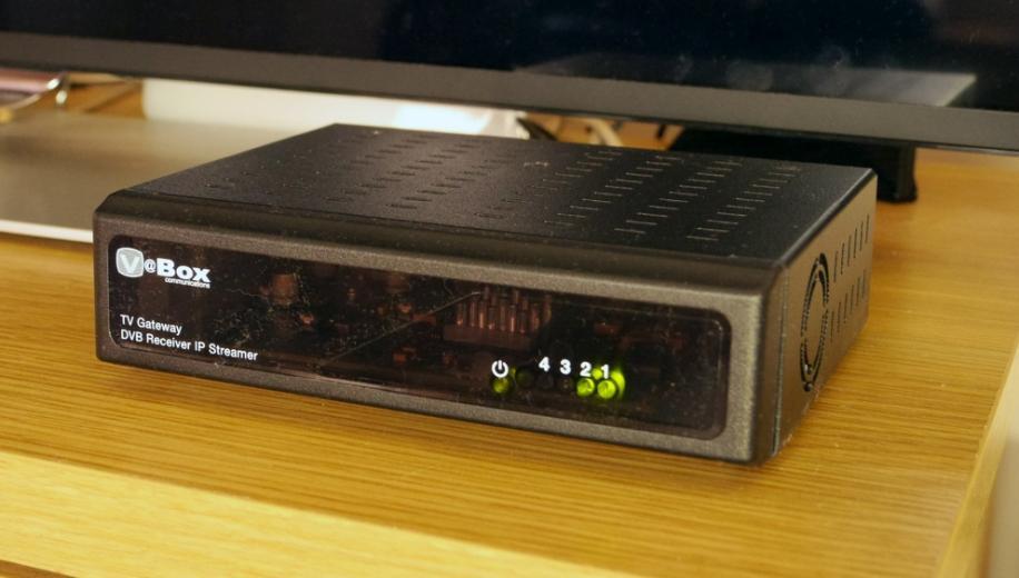VBox Home TV Gateway (XTi 3342) Review