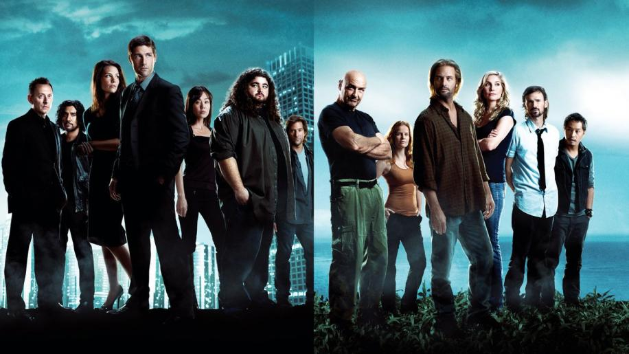 Lost: The Complete Season 1 DVD Review