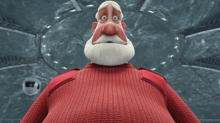 Arthur Christmas 3D Movie Review