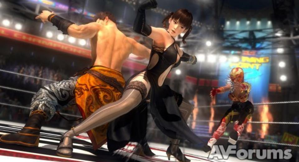 Dead or Alive 5 Review Xbox 360 Review