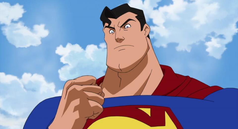 Superman vs. The Elite Blu-ray Review