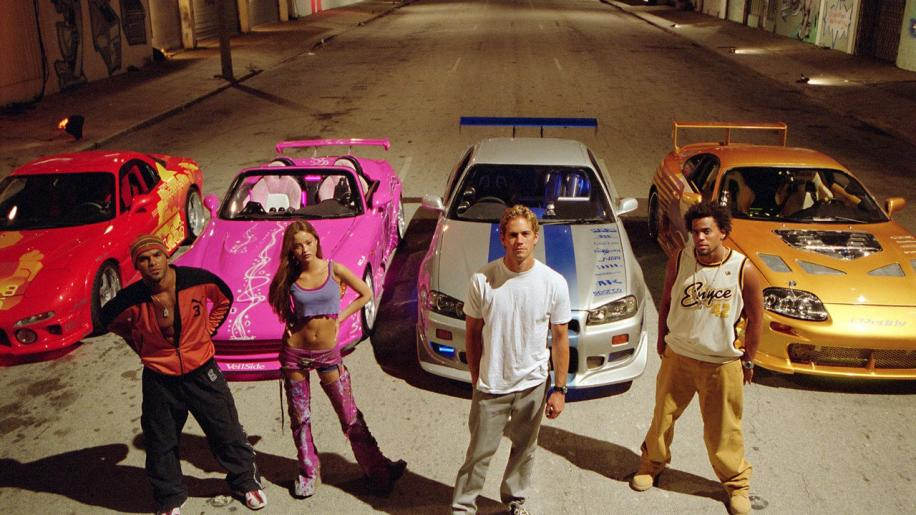 2 Fast 2 Furious DVD Review