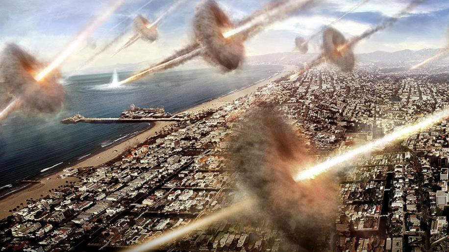 Battle: Los Angeles Movie Review