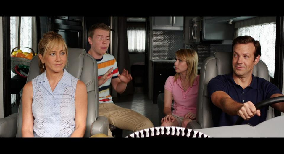 We're the Millers Movie Review