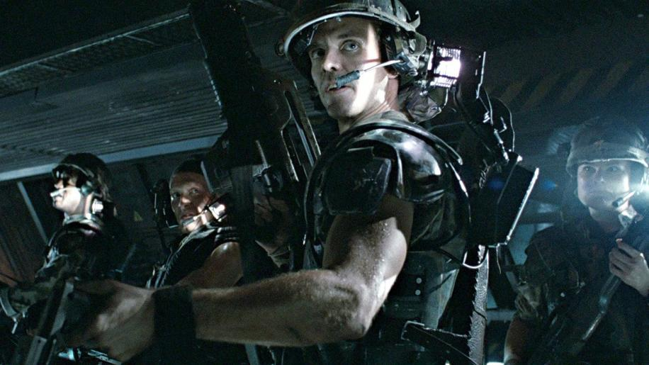 Aliens Movie Review