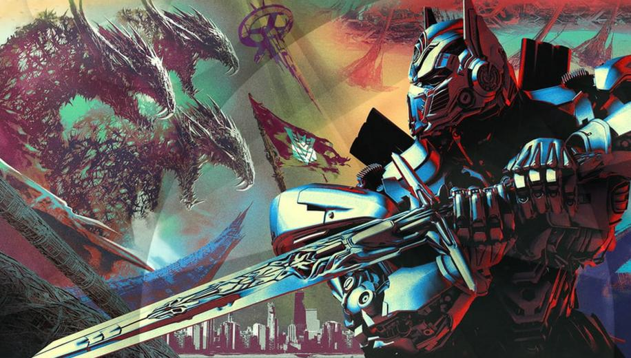 Transformers: The Last Knight Ultra HD Blu-ray Review
