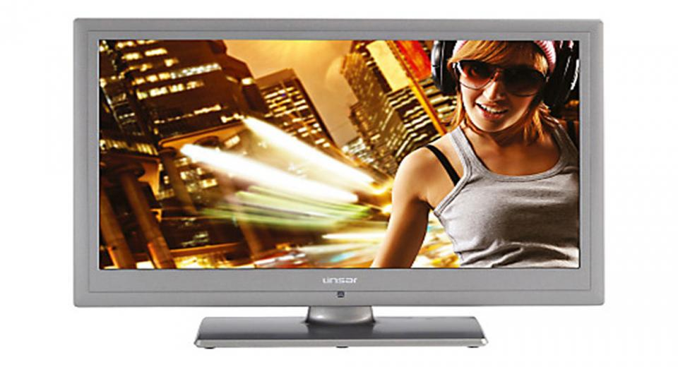 Linsar LED906 (22LED906T) LED LCD DVD Combi TV Review