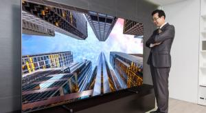 South Korean TV makers at forefront of ultra large TV market
