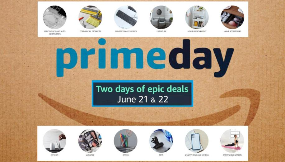 Amazon Prime Day 2021: 21st-22nd June