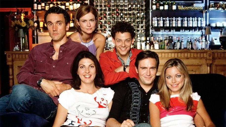 Coupling: The Complete Seasons 1-4 DVD Review