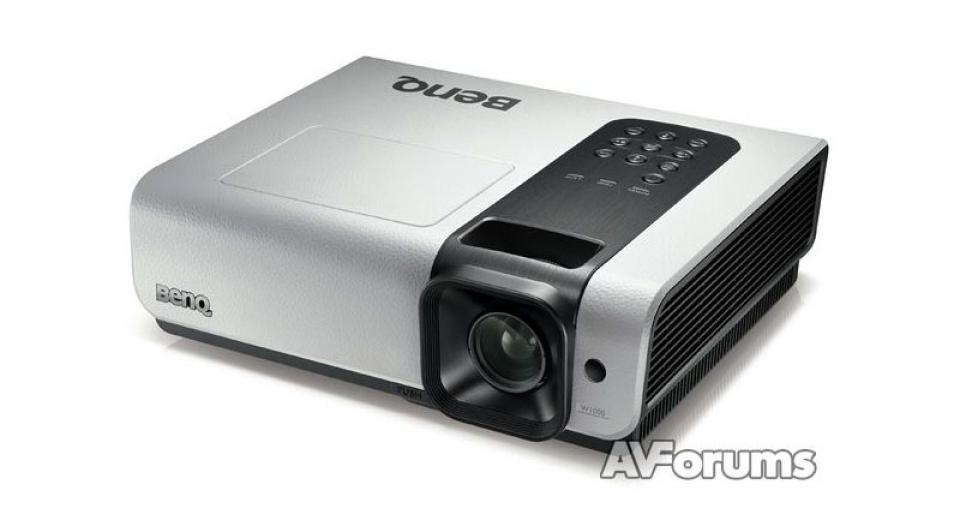 BenQ W1000 DLP Projector Review