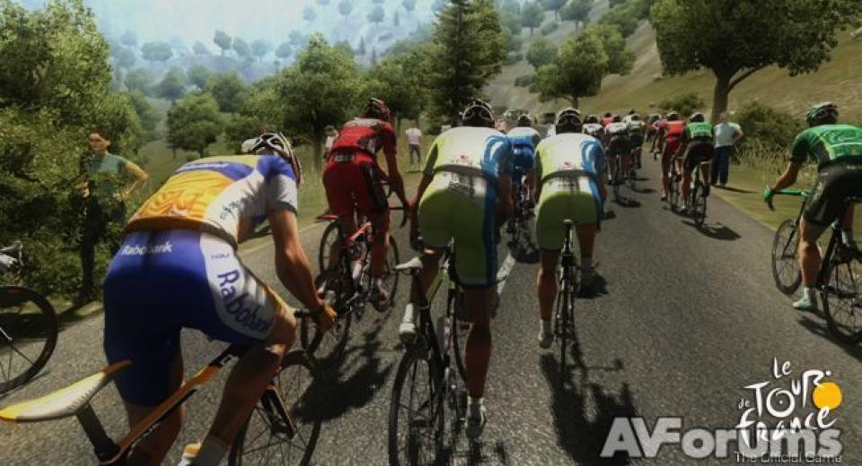 Le Tour de France 2012 PS3 Review