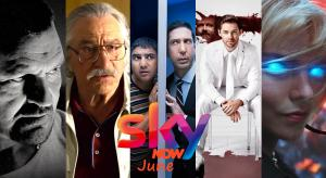What's new on Sky and NOW UK for June 2021