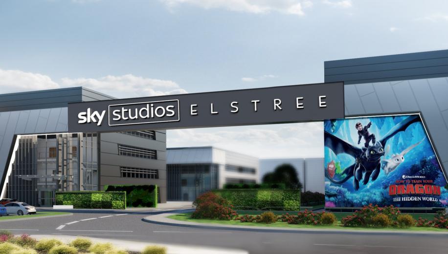 Sky Elstree Studio investment to underpin European productions