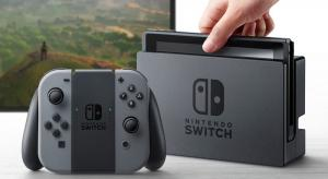 Nintendo Switch is the Official Name for NX