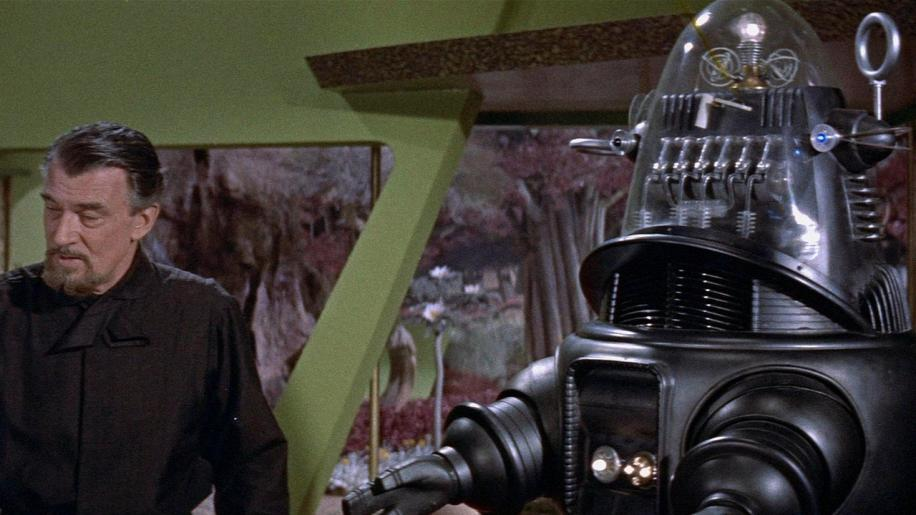 Forbidden Planet Movie Review