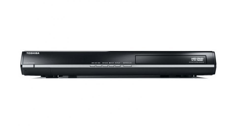 Toshiba HD-EP30 HD DVD Player Review