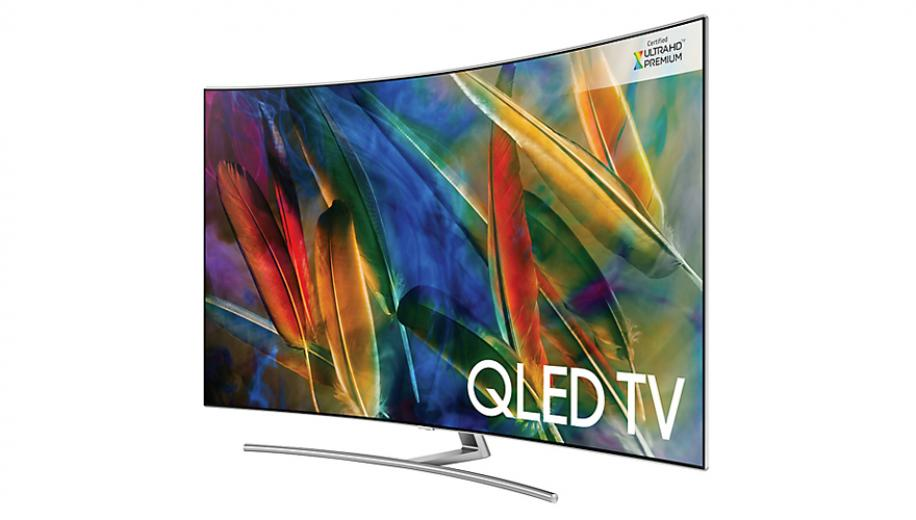 Samsung QE65Q8C QLED 4K HDR TV Review