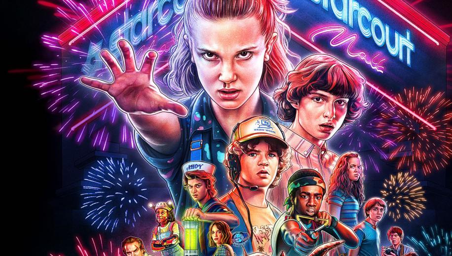 Netflix's Stranger Things 3 Review