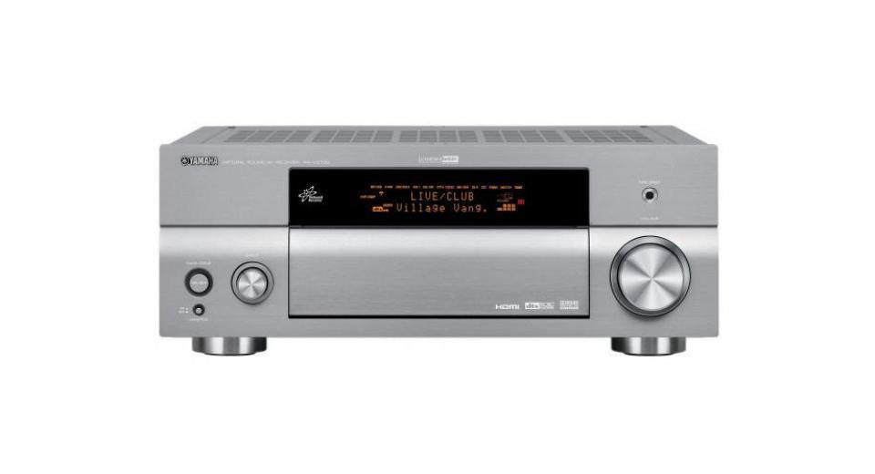Yamaha RX-V2700 Receiver Review