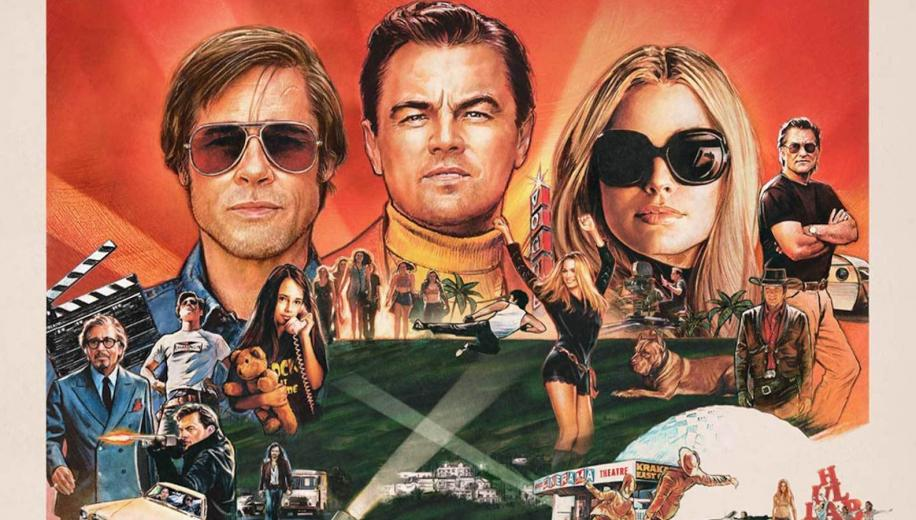 Once Upon a Time... in Hollywood 4K Blu-ray Review