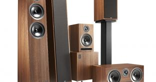 Acoustic Energy 1 Series 5.1 Review