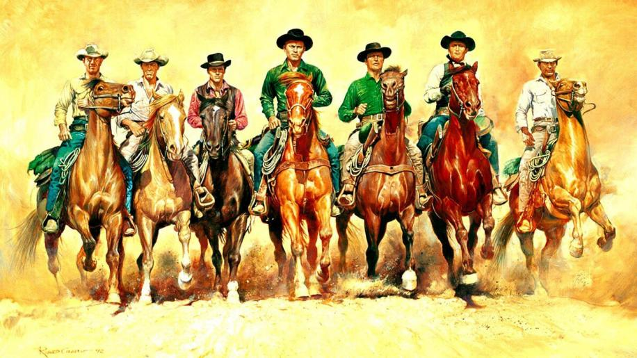 Magnificent Seven, The: Ultimate Edition DVD Review
